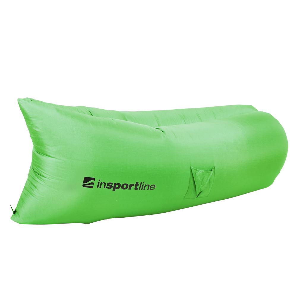 Vzduchový pytel inSPORTline Sofair zelená