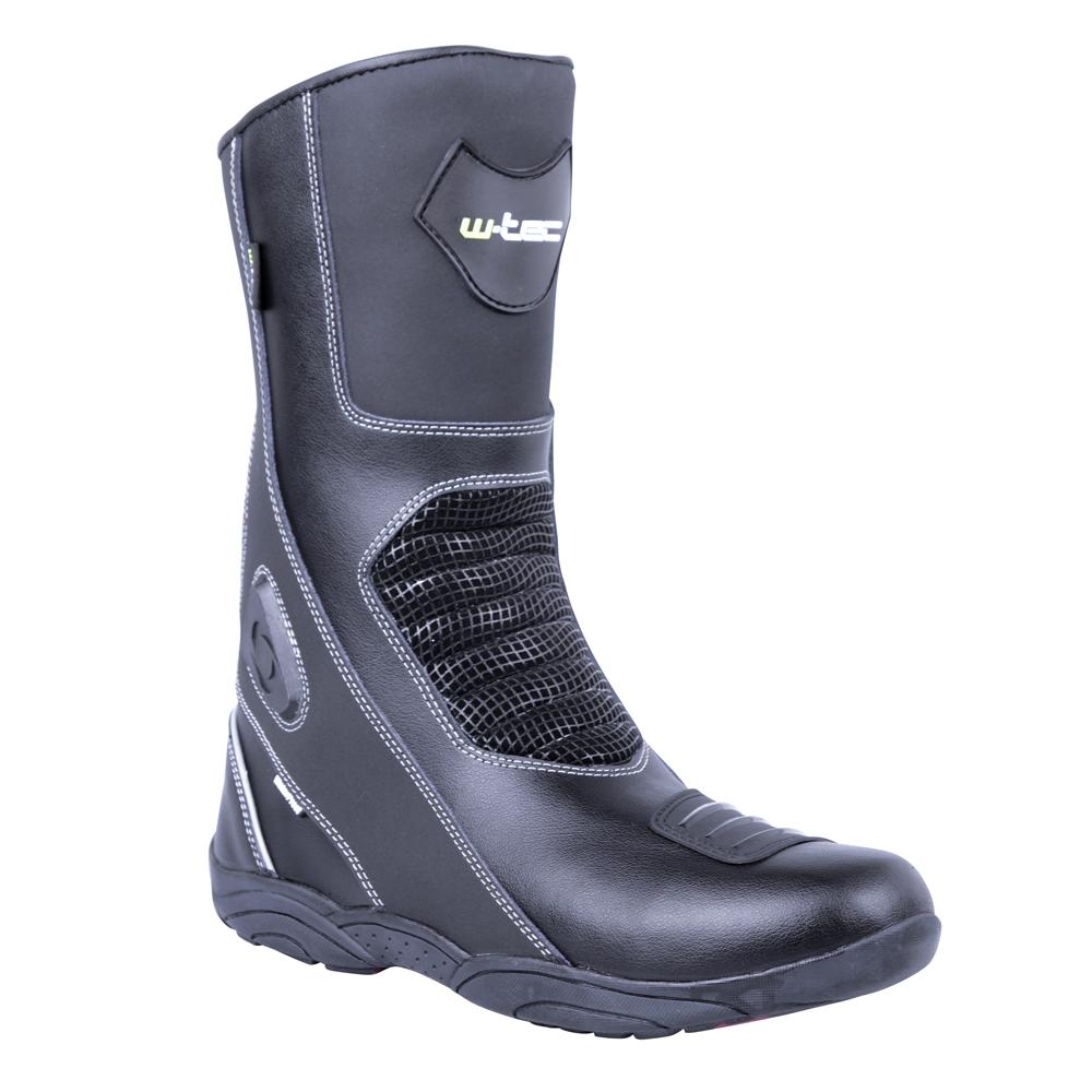 Kožené moto boty W-TEC NF-6050 39