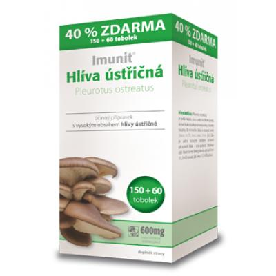 Hlíva ústřičná Imunit 150 + 60 tablet zdarma