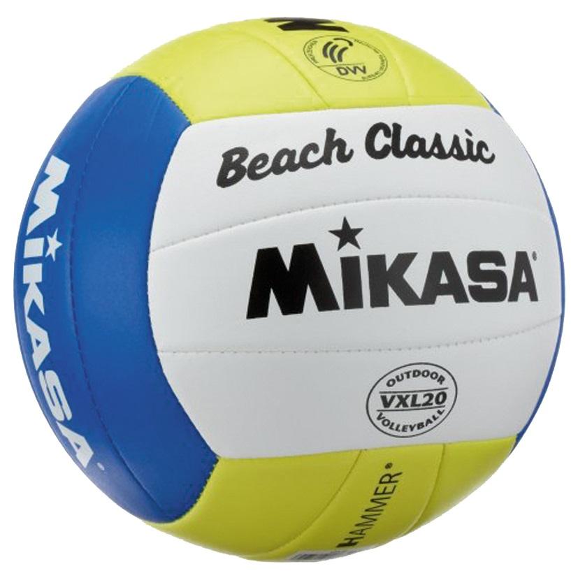 Volejbalový míč Mikasa VXL 20 Beach Classic