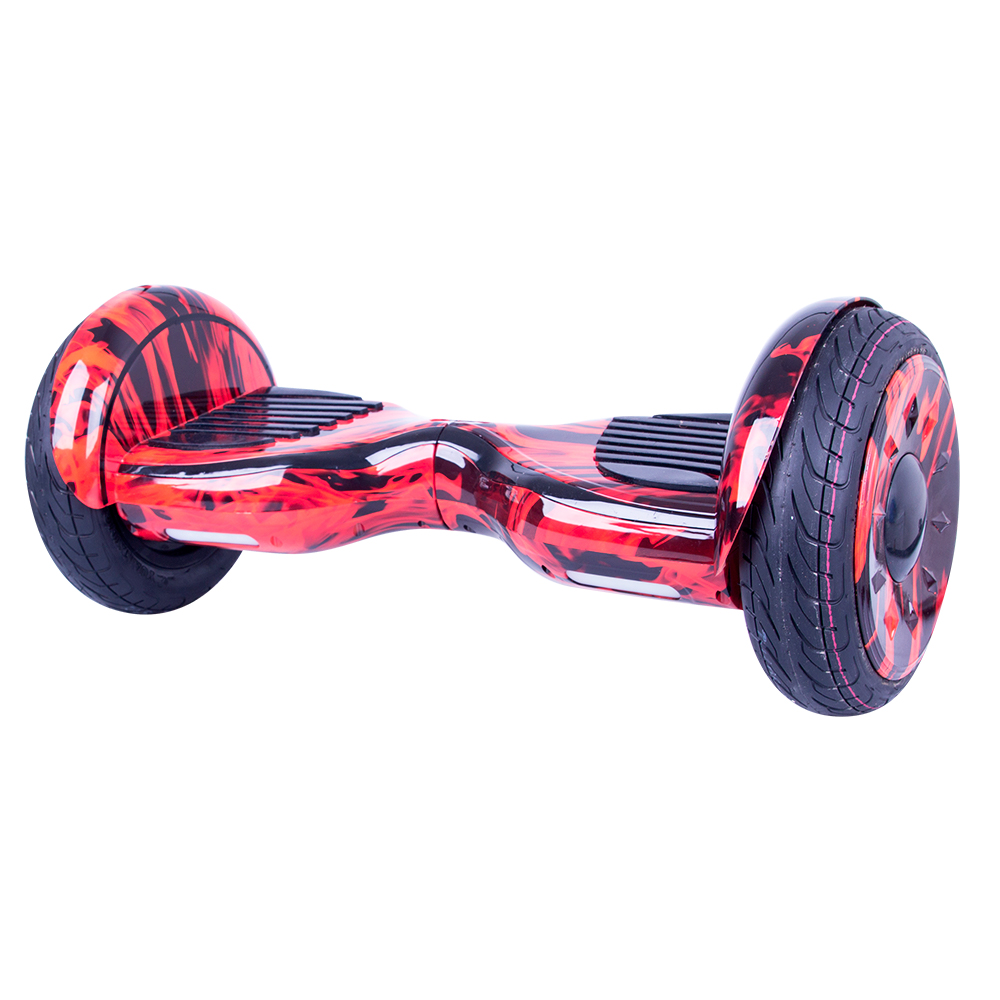 """Elektroboard Windrunner EVO Art - 10"""" červená"""