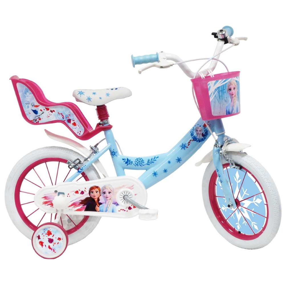 """Dětské kolo Frozen II 2295 14"""" - model 2020"""