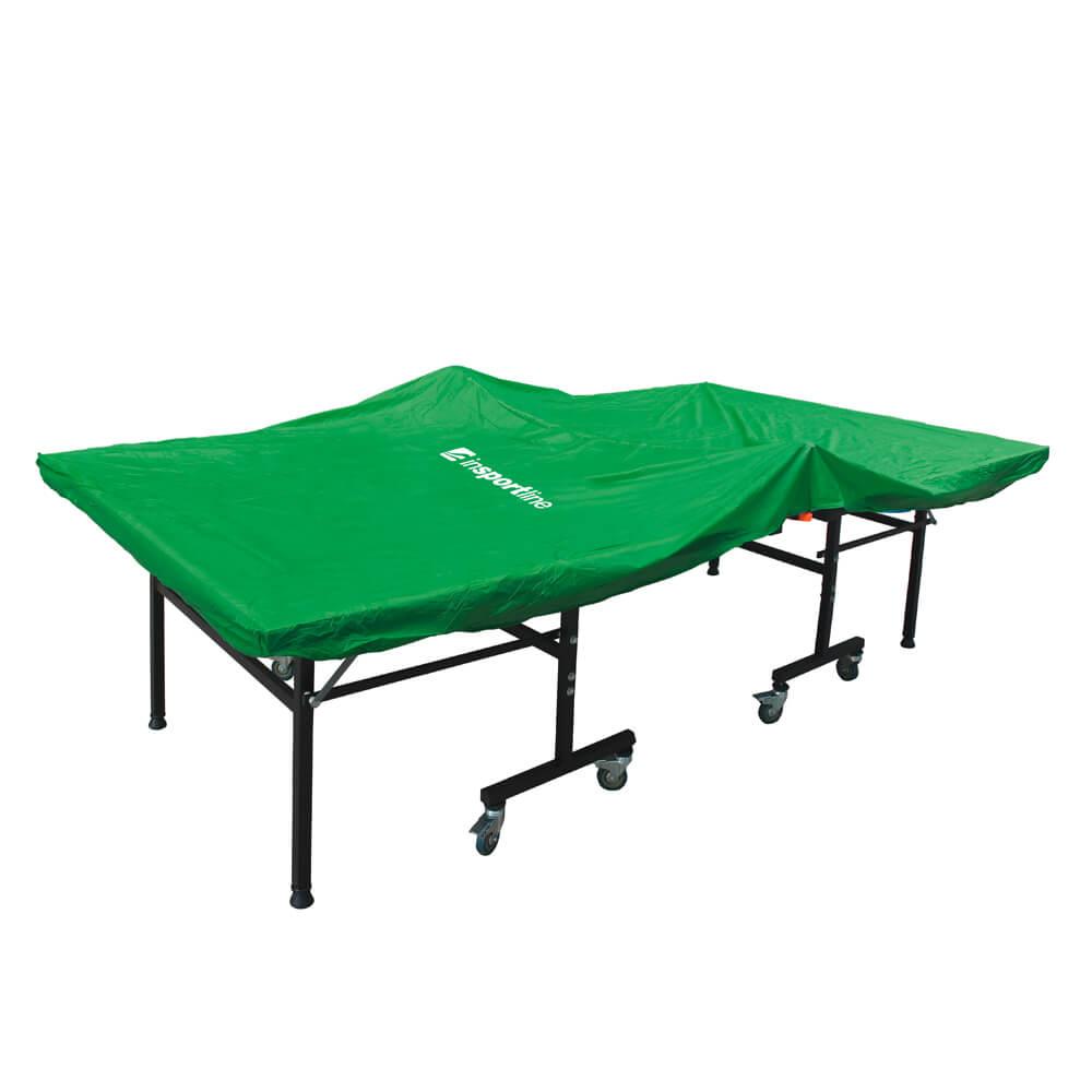 Ochranná plachta na pingpongový stůl inSPORTline Voila zelená