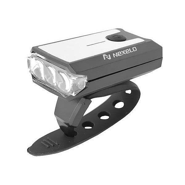 Přední světlo Nexelo 3LED USB