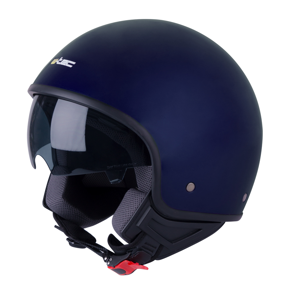 Helma na skútr W-TEC FS-710 Navy Blue - XS (53-54)