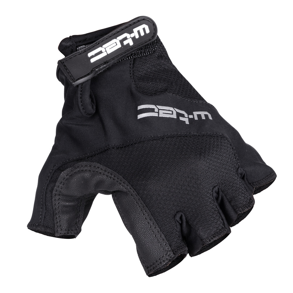 Cyklo rukavice W-TEC Mupher AMC-1037-17 černá - S