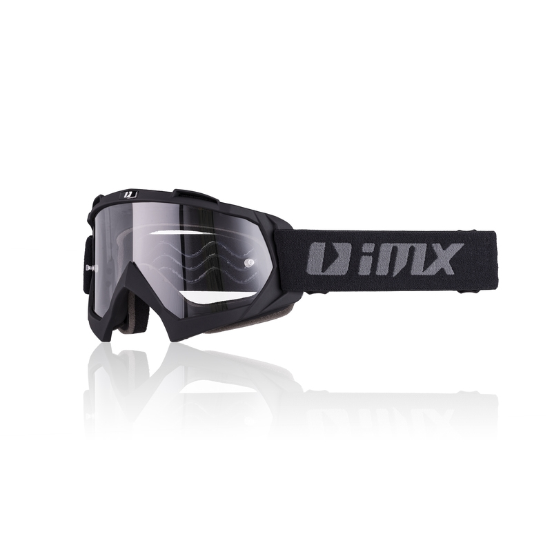 iMX Mud Black Matt