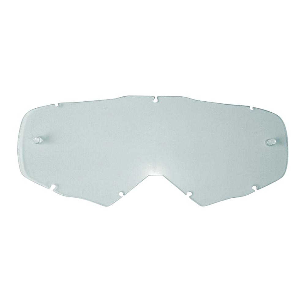 Náhradní sklo k motobrýlím iMX Dust Clear s piny