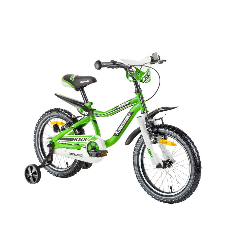 """Dětské kolo Kawasaki Juroku 16"""" - model 2018"""