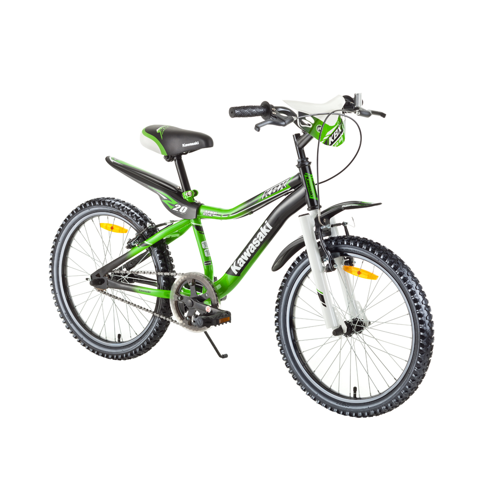 "Juniorské kolo Kawasaki Nijumo 20"" - model 2018"