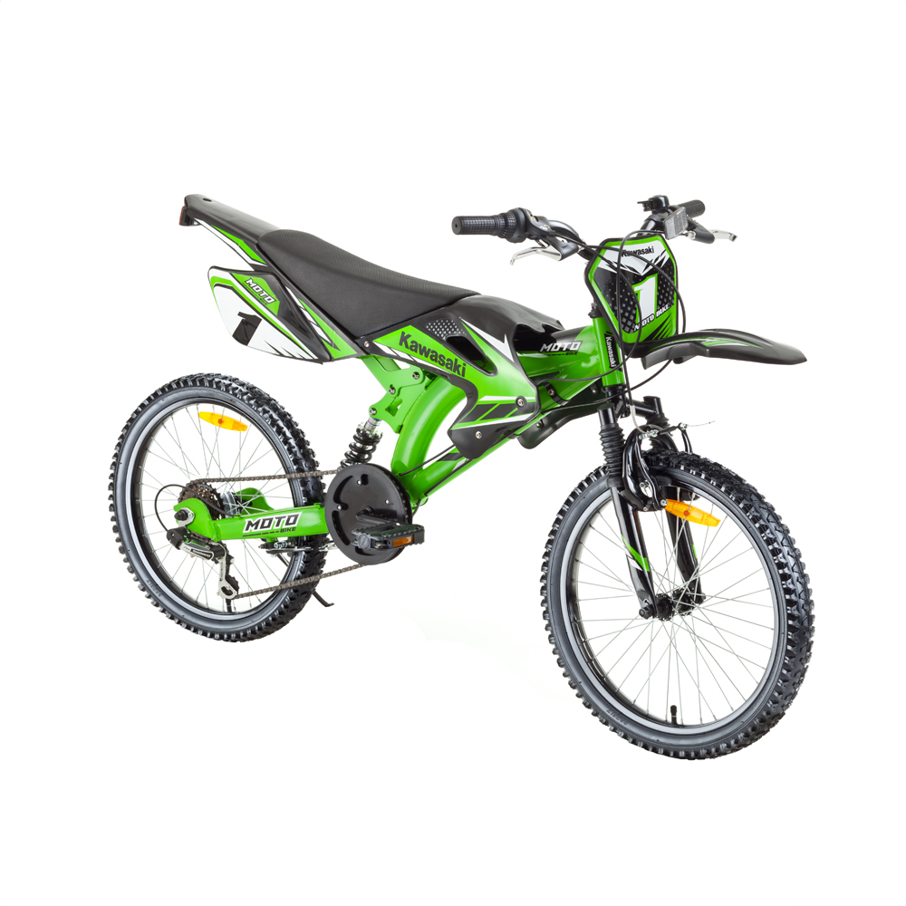 "Juniorské kolo Kawasaki Tensoi 20"" - model 2018"