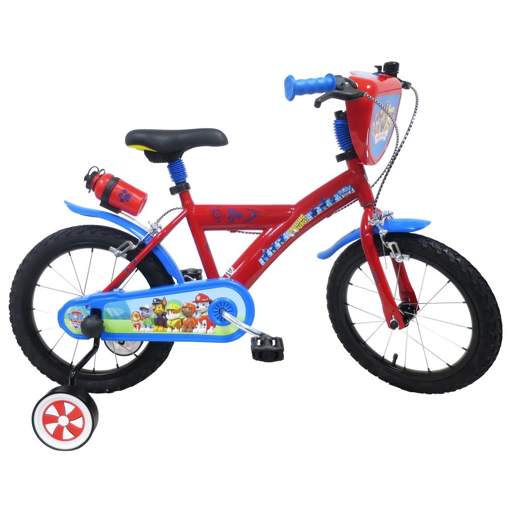 """Dětské kolo Paw Patrol 16"""" - model 2021"""