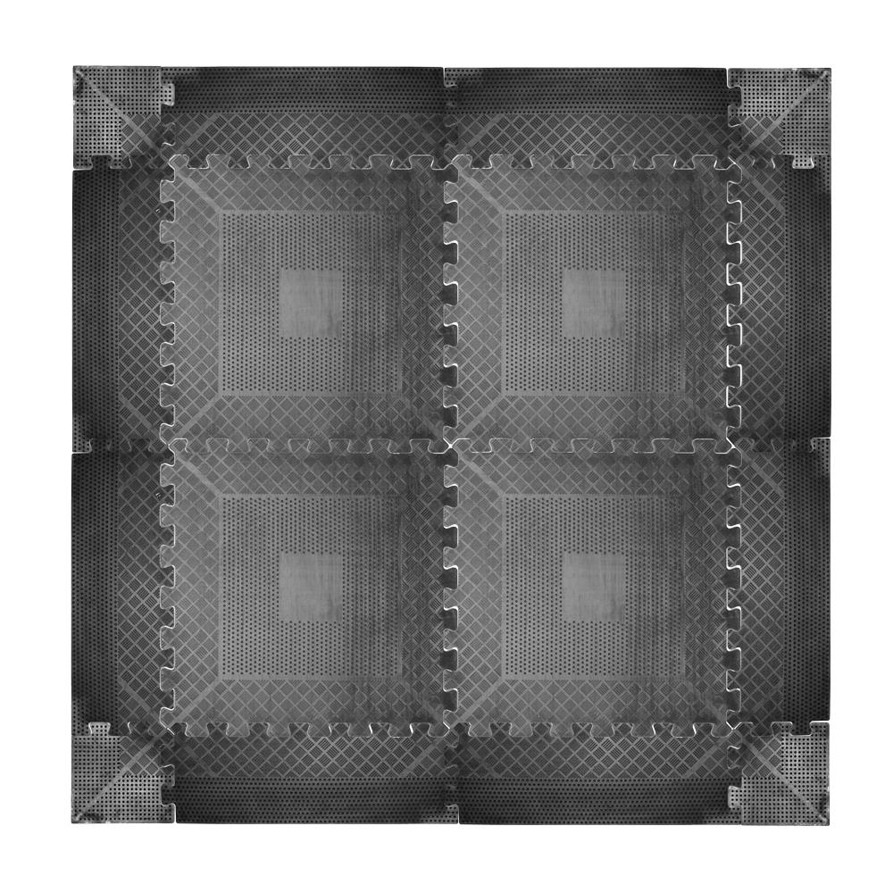 Zátěžová podložka inSPORTline Rubber 1,2 cm