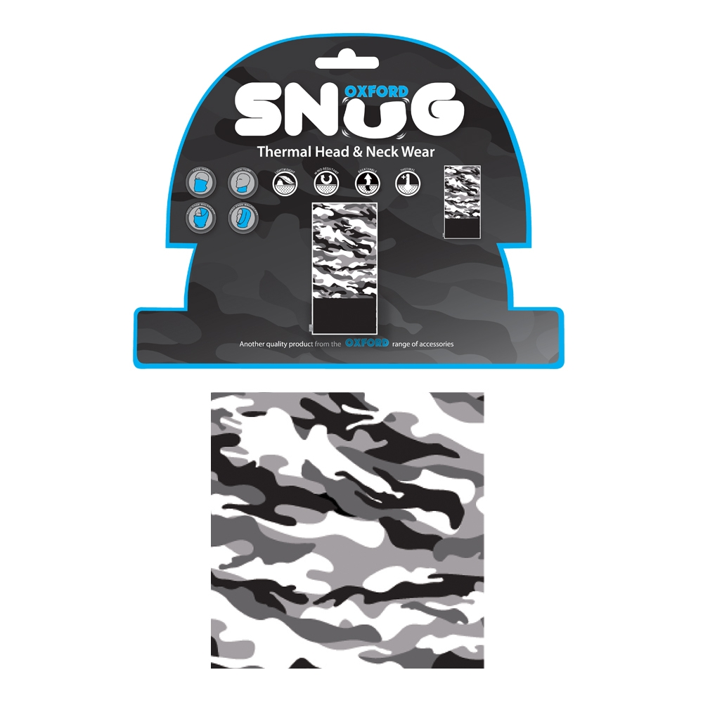 OXFORD Snug Camo