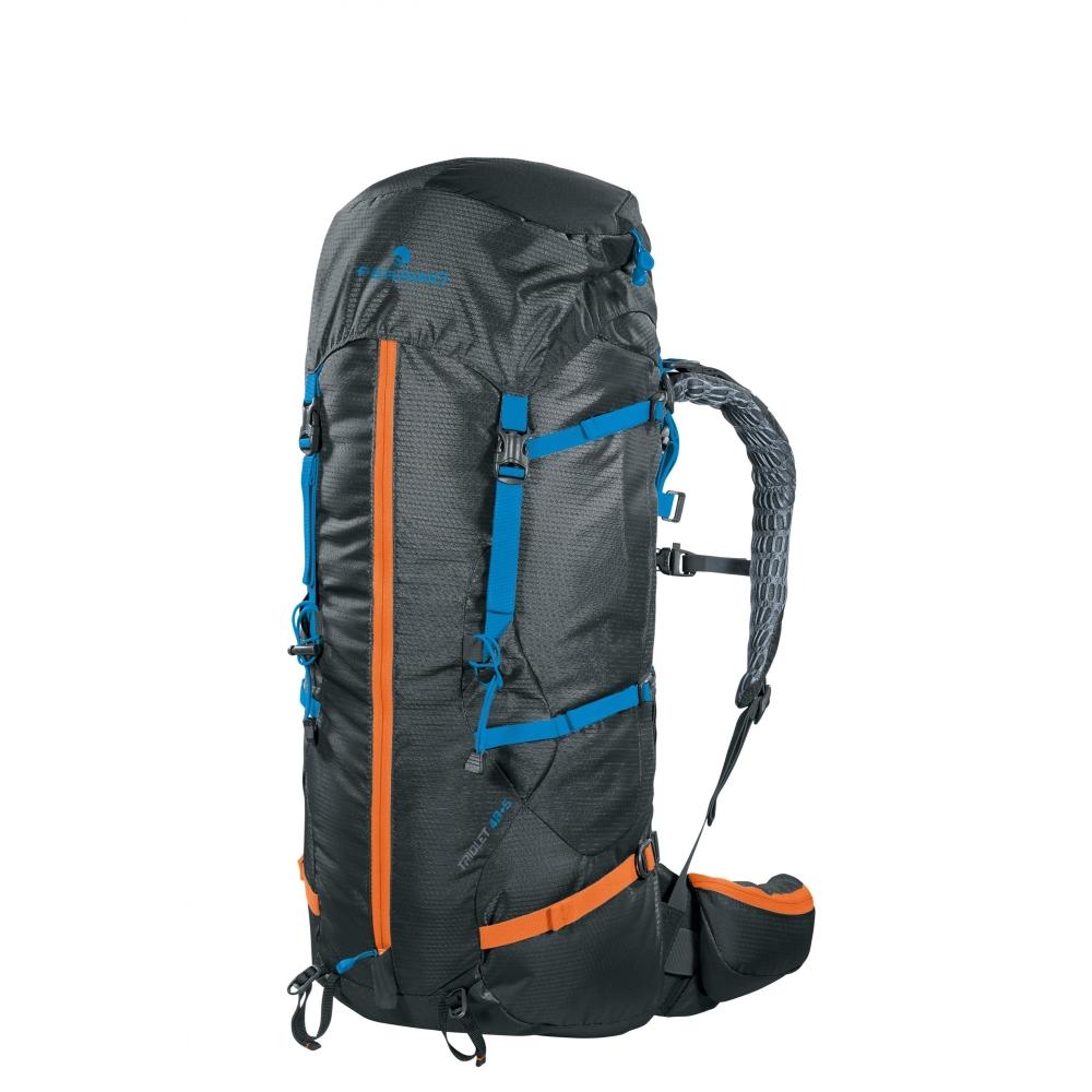 Horolezecký batoh FERRINO Triolet 48+5 černá