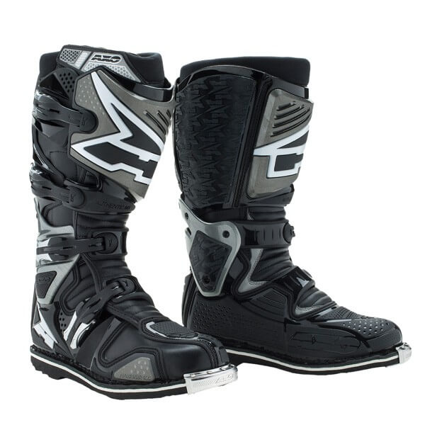 Motokrosové boty AXO A2 černá - 44