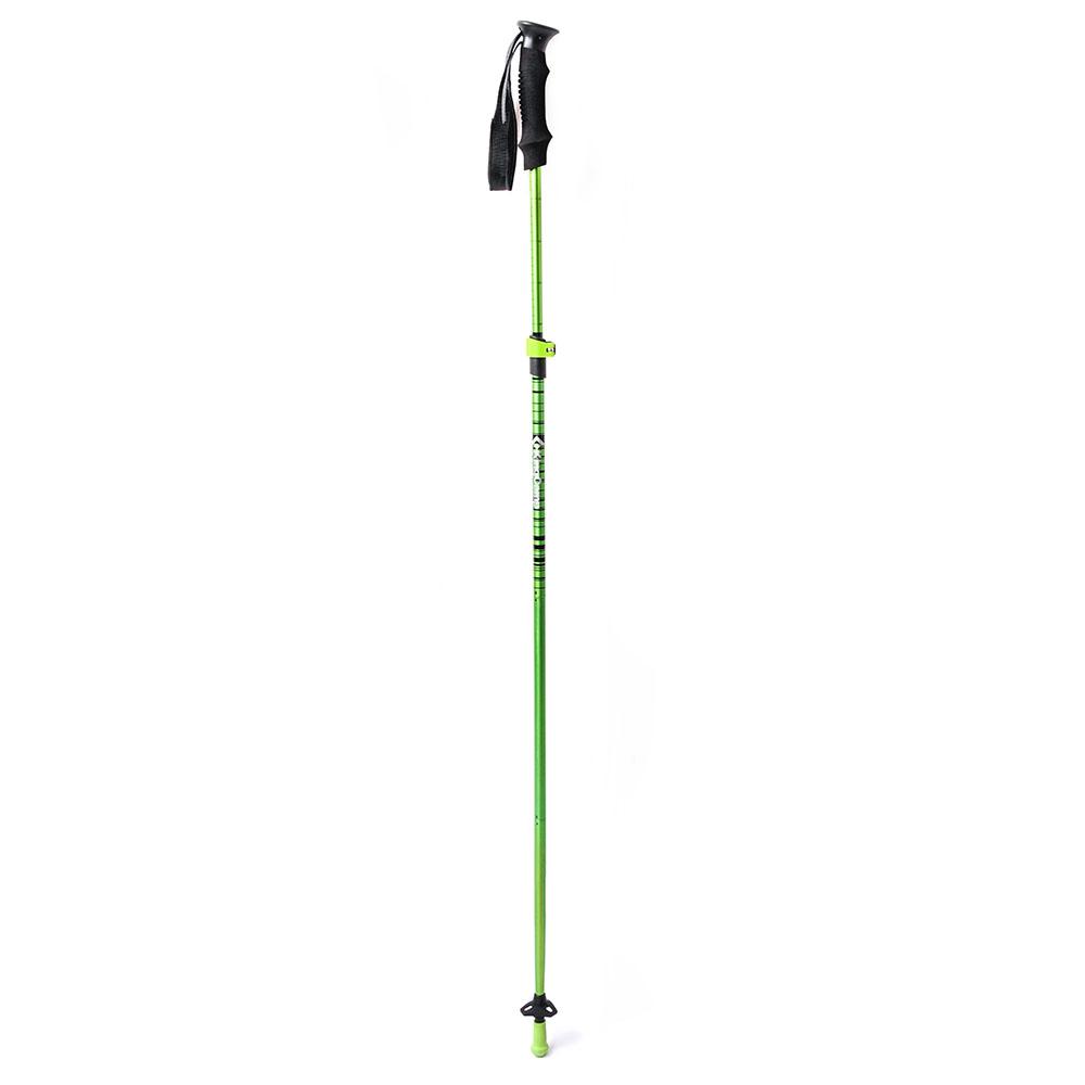 Trekingová hůl King Camp Folding Sport KA4630 zelená