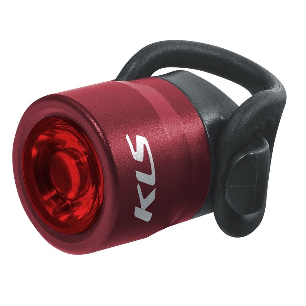 Zadní světlo Kellys IO R červená