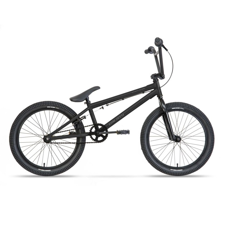 "BMX kolo Galaxy Early Bird 20"" - model 2019 černá"