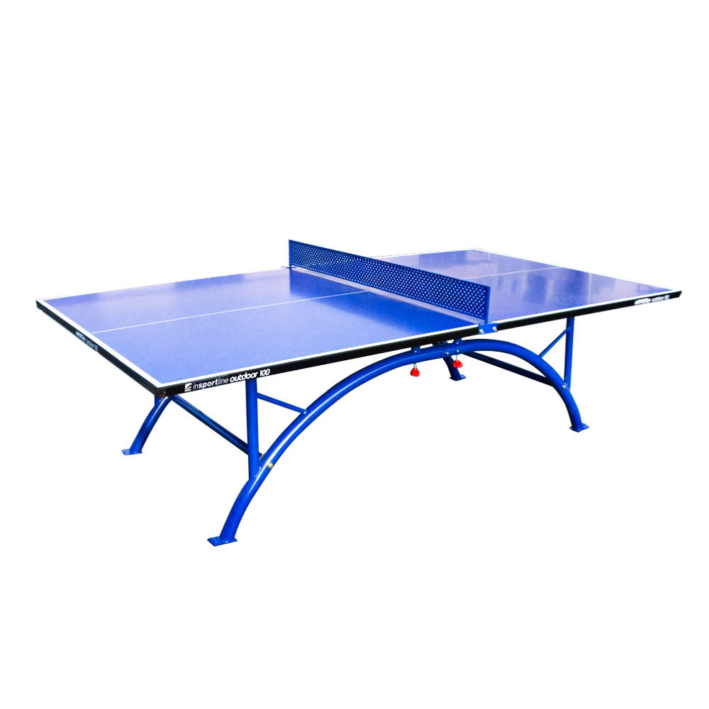 Venkovní pingpongový stůl inSPORTline OUTDOOR 100