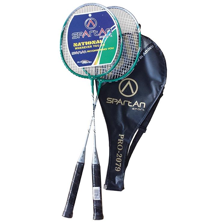 Badmintonový set Spartan Sportive zelená