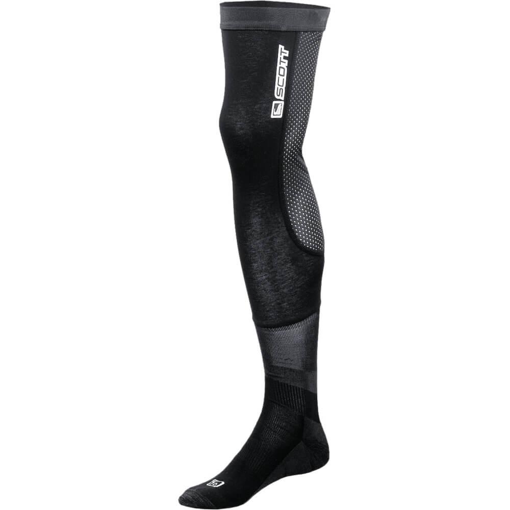 Nadkolenky SCOTT Long Socks černá - S (38-42)