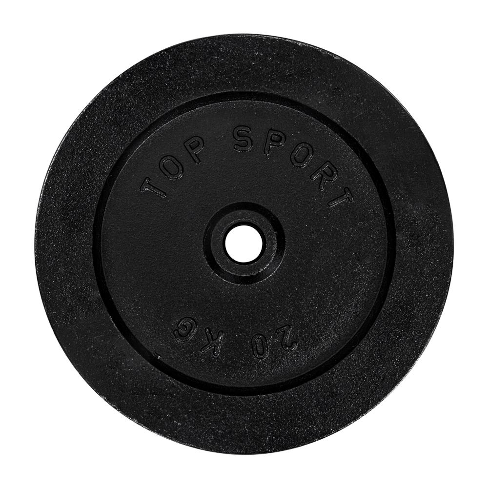 Litinový Kotouč Top Sport Castyr 20 Kg