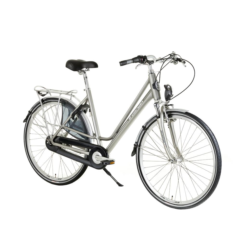 """Městské kolo Corwin Brisbane 2834 28"""" - model 2015 Grey - 21"""""""