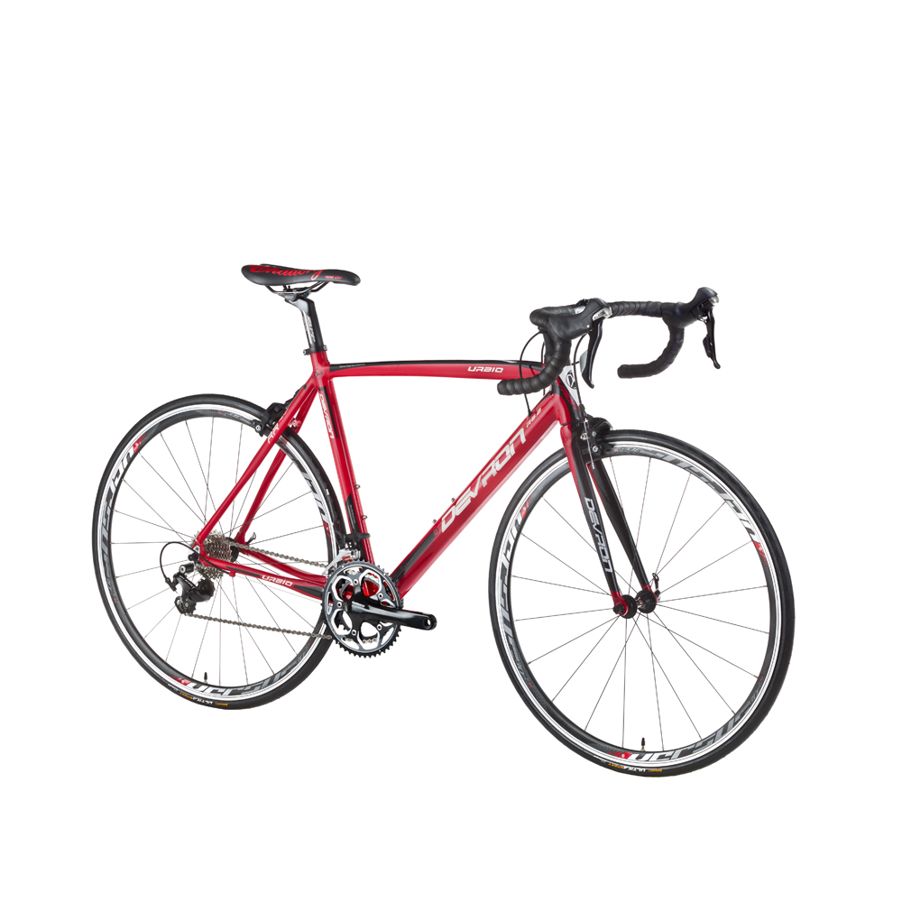 "Silniční kolo Devron Urbio R6.8 - model 2016 Devil Red - 540 mm (21,5"")"