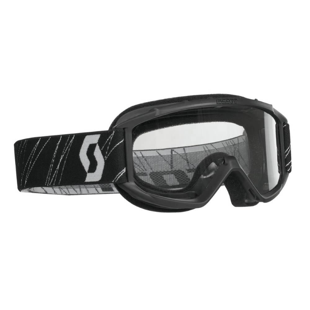 Dětské moto brýle SCOTT 89Si MXVII Black