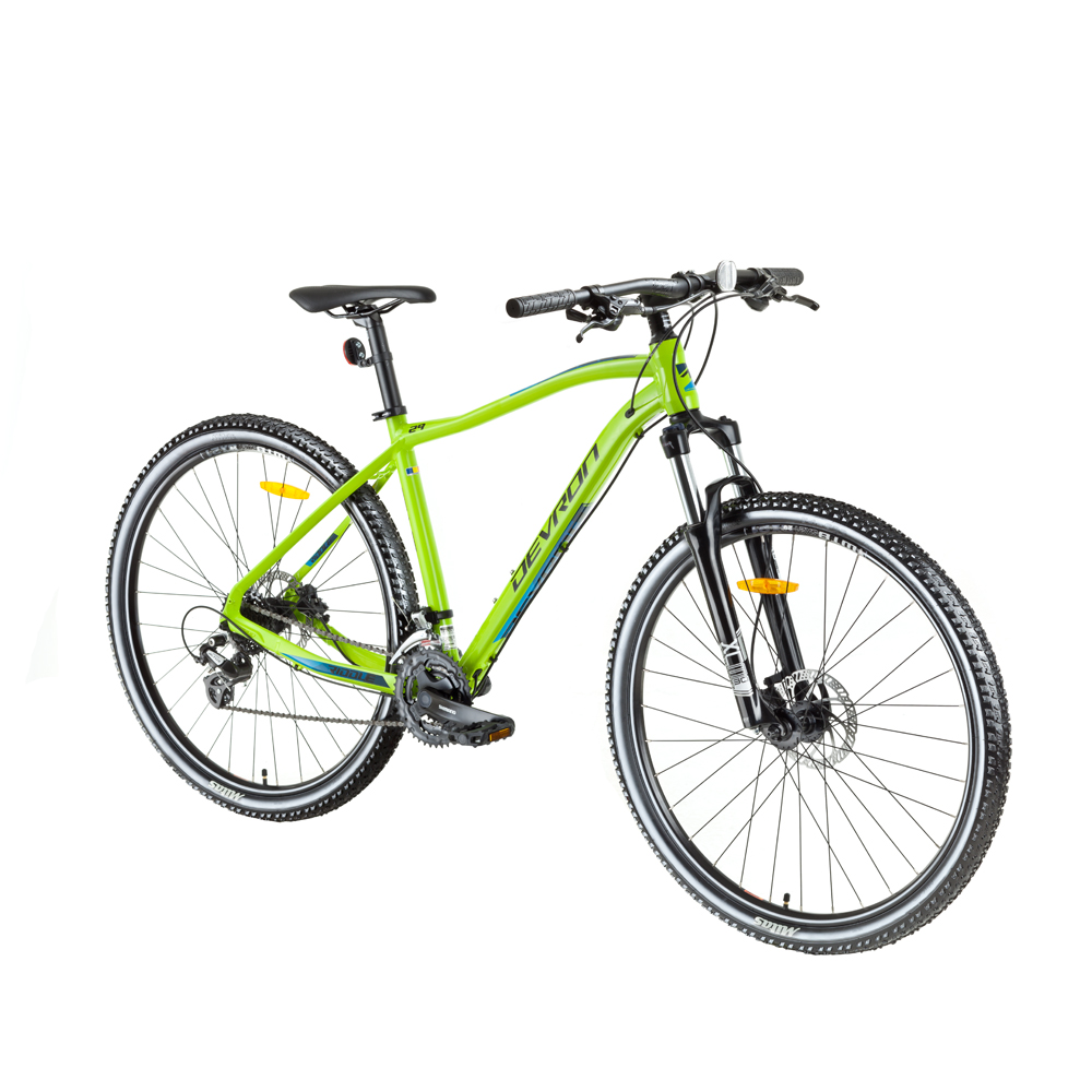 "Horské kolo Devron Riddle H1.9 29"" - model 2018 Green - 19,5"" - Záruka 10 let"