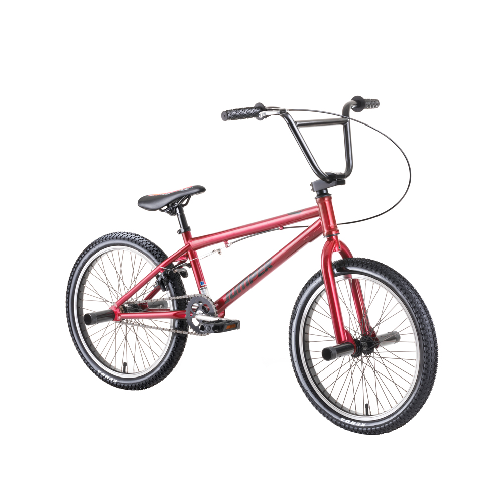 "Freestyle kolo DHS Jumper 2005 20"" - model 2019 Red - Záruka 10 let"