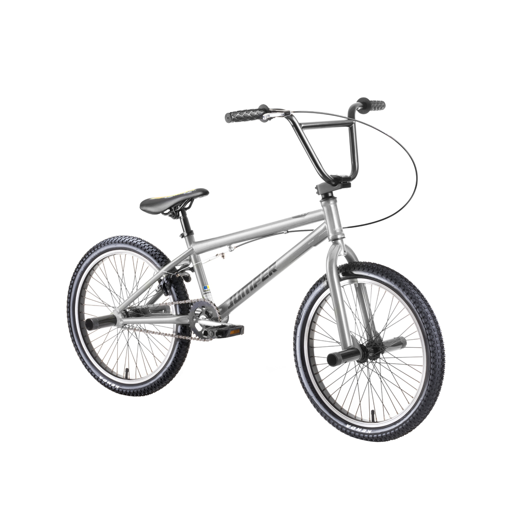 "Freestyle kolo DHS Jumper 2005 20"" - model 2019 Silver - Záruka 10 let"