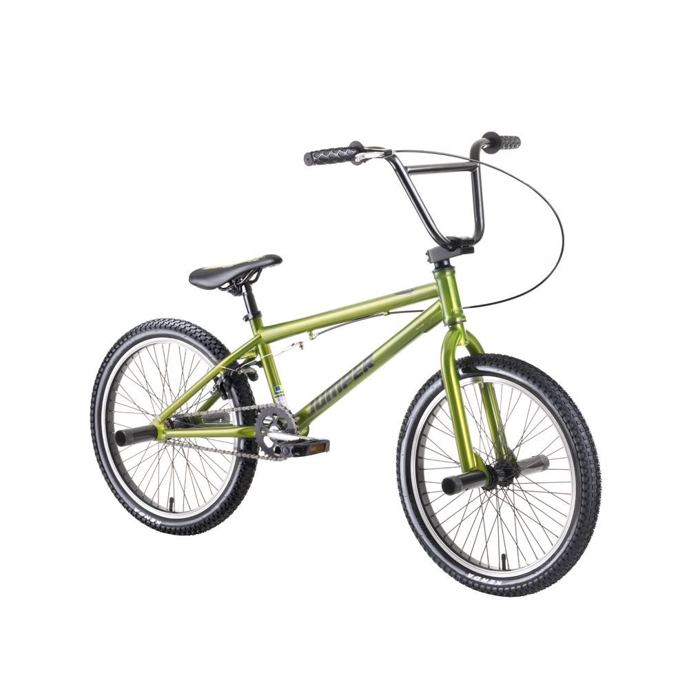 "Freestyle kolo DHS Jumper 2005 20"" - model 2019 Green - Záruka 10 let"