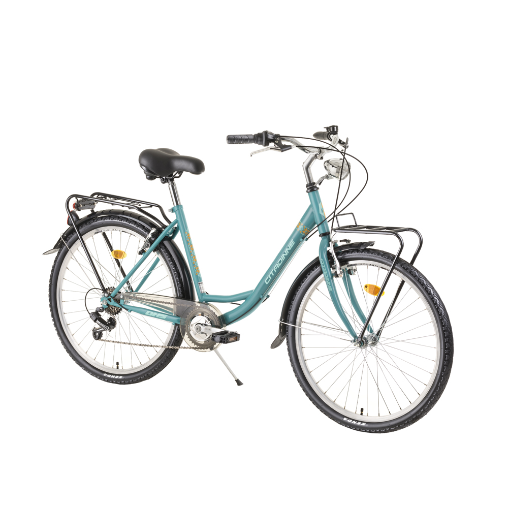 DHS Citadinne 2634 26 - model 2021 Turquoise - 18