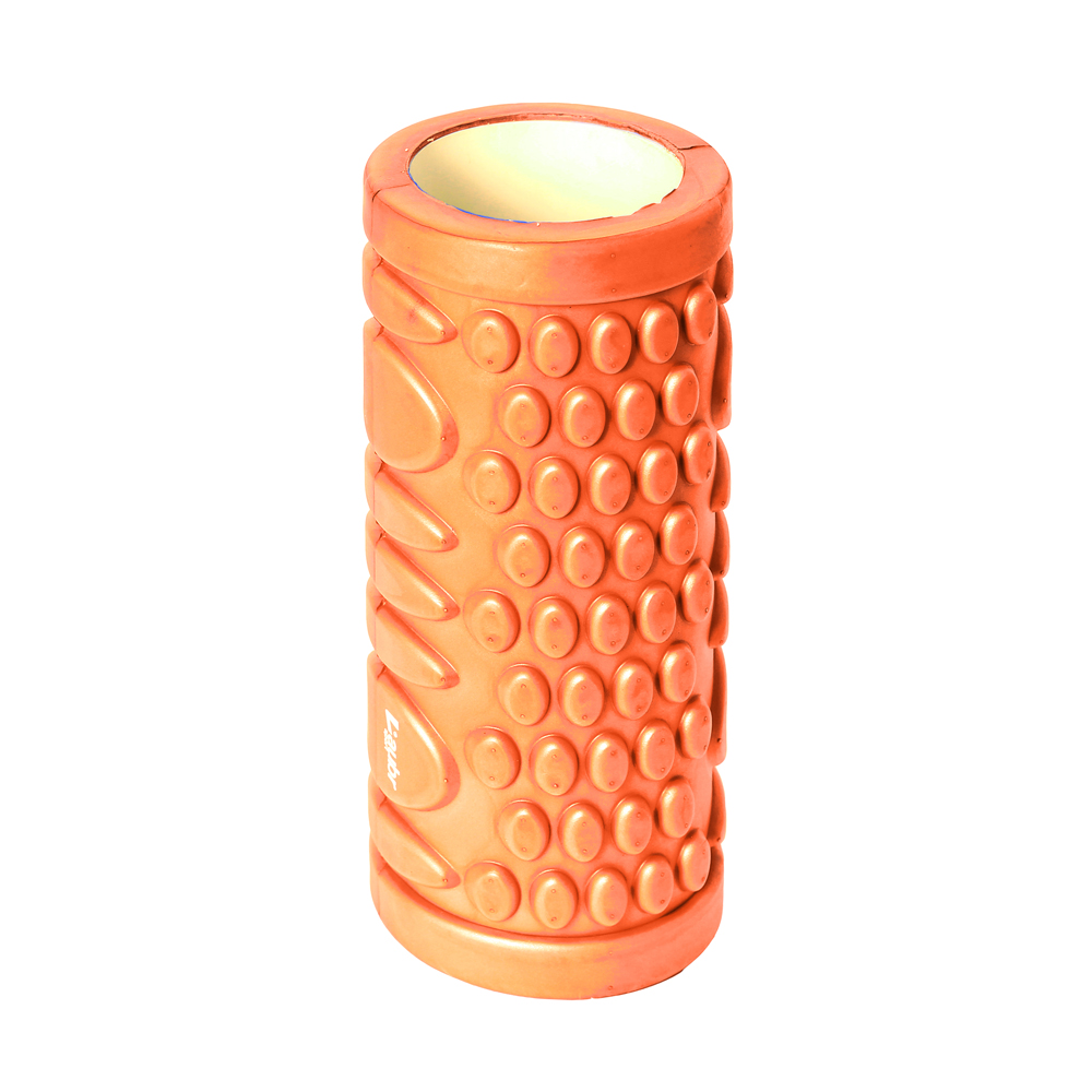 Masážní válec Laubr Yoga Roller oranžová