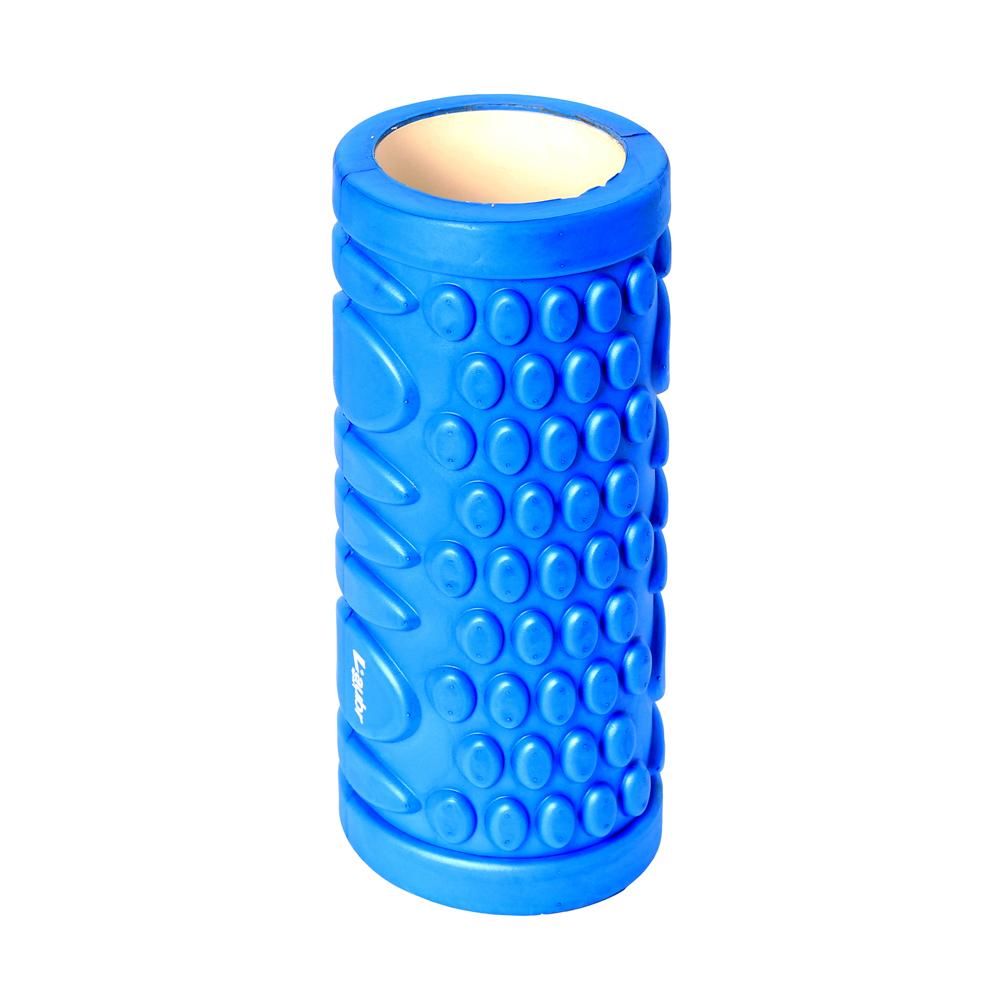 Masážní válec Laubr Yoga Roller modrá