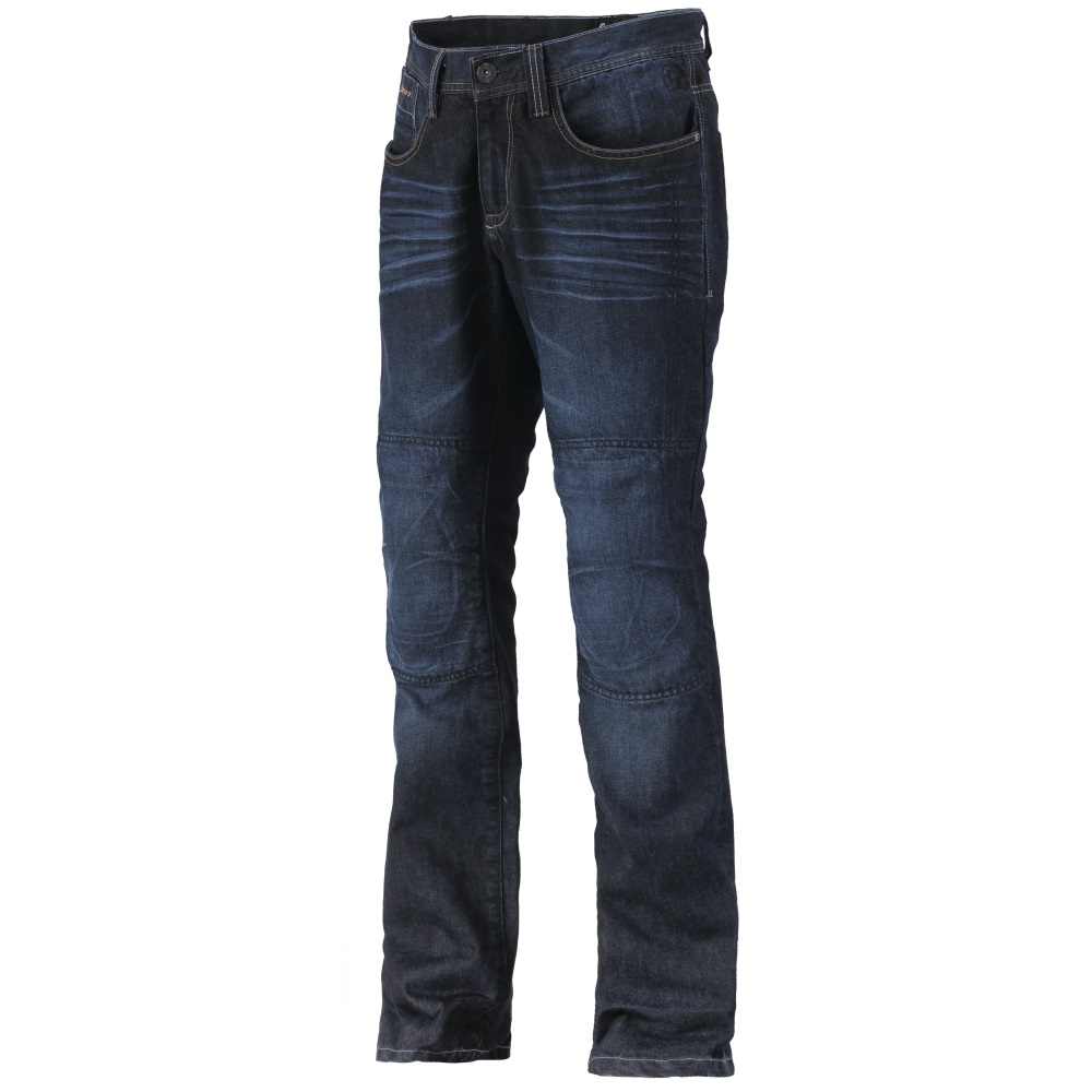 Pánské jeansové moto kalhoty Scott Denim MXVI modrá - M (32)