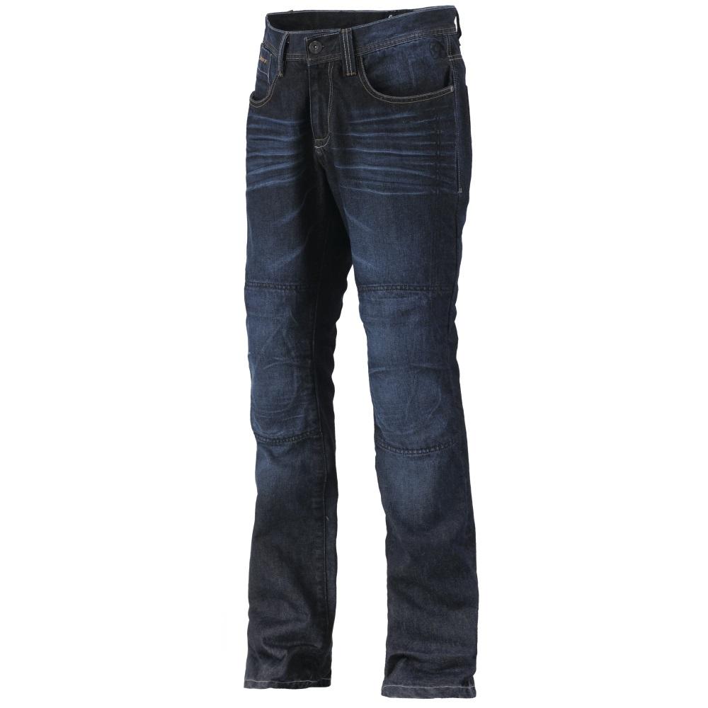 Pánské jeansové moto kalhoty Scott Denim MXVI modrá - XXXL (40)