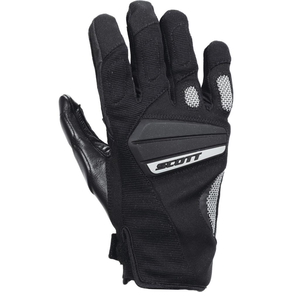 Moto rukavice Scott Dualraid MXVI černá - XL