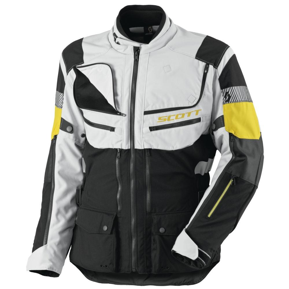 Moto bunda SCOTT All Terrain PRO DP černo-žlutá - L (50-52)