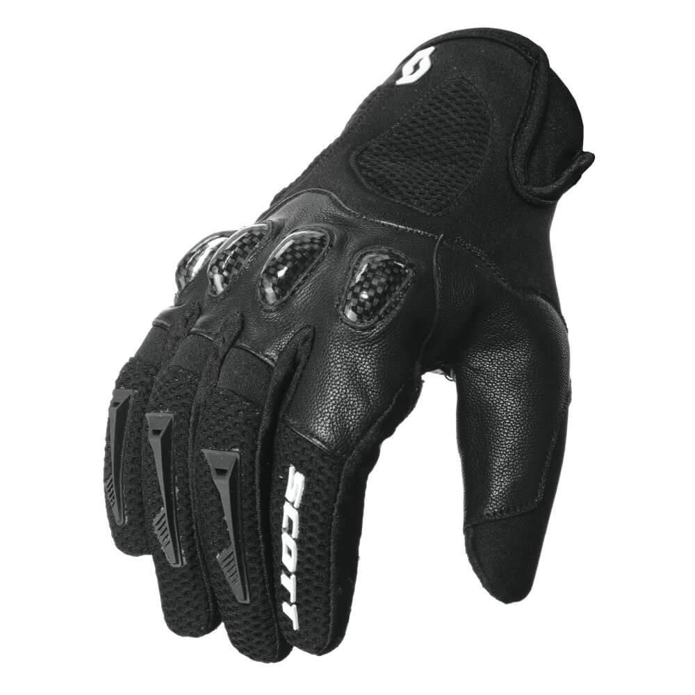 Motokrosové rukavice Scott Assault černá - M
