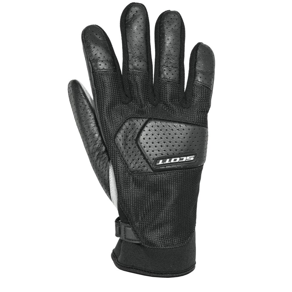 Moto rukavice Scott SPV Mesh 2 černá - L