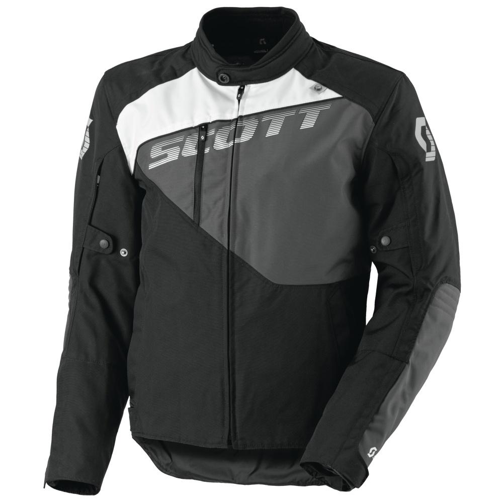 Moto bunda Scott Sport DP černo-šedá - L (50-52)