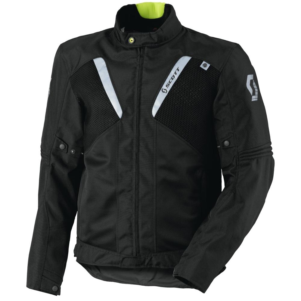 Moto bunda Scott Summer VTD DP černá - L (50-52)