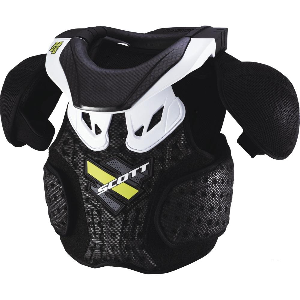Chránič těla Scott Neck Armor Junior černá - XS