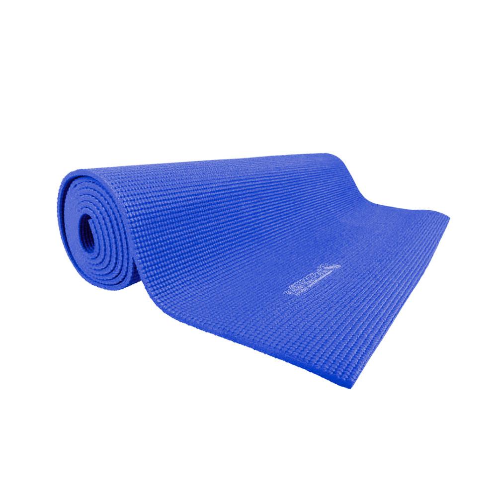 Karimatka inSPORTline Yoga 173x60x0,5 cm modrá