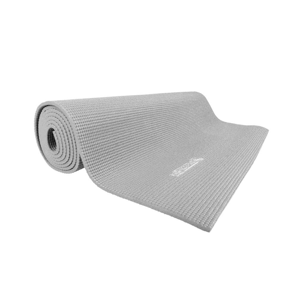 Karimatka inSPORTline Yoga 173x60x0,5 cm šedá