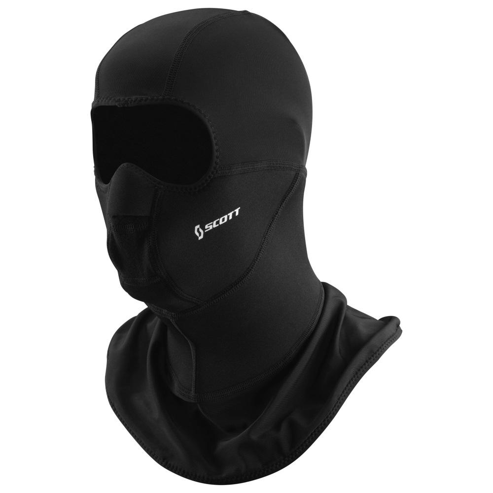 Kukla SCOTT Face Heater Hood MXVII černá - S