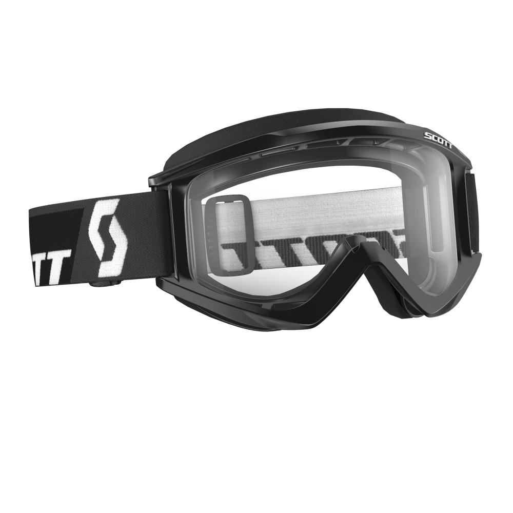 Motokrosové brýle Scott Recoil Xi MXVI černá